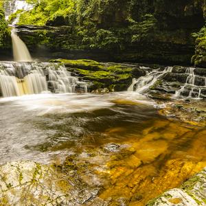 Vodopady V Brecon Beacons II