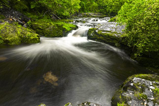 Brecon Beacons,Waterfalls
