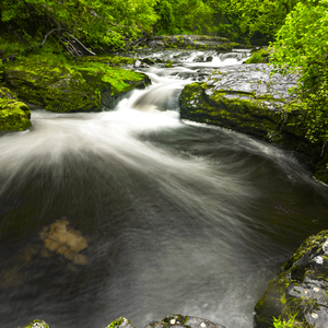 Brecon Beacons,Waterfalls
