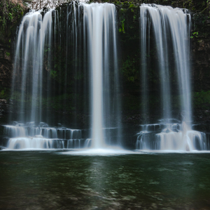 Zimny vodopad II