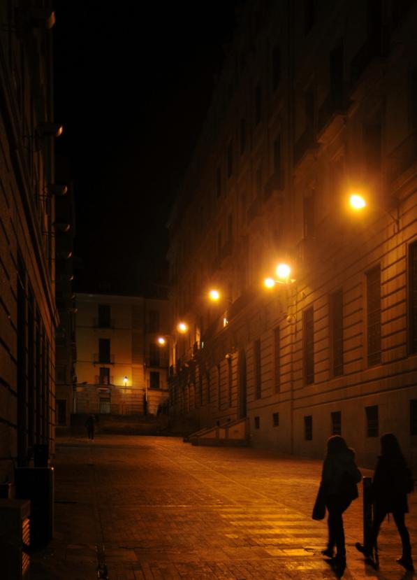 nocny madrid