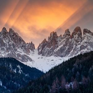 Najznámejší kostol v Dolomitoch