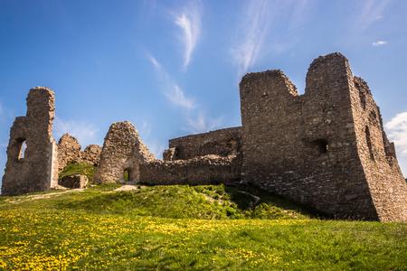 Ako upravujem hrad Branč
