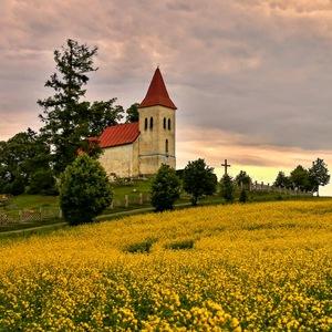 Kostol Abramová
