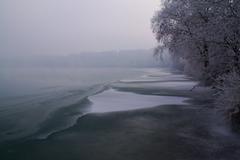 studený dych zimy