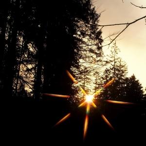 Dobrú noc , slnko