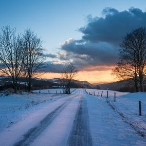 První ohlášky zimy