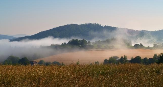 Když mlha vstává