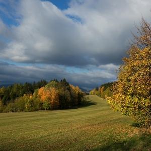 Když podzim barví