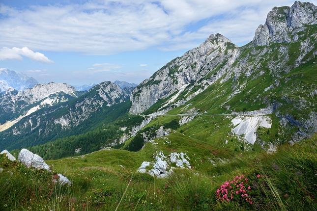 Julské Alpy (Slovinsko)