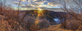 Západovka nad Havraňou skalou