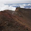 U kráteru Etny