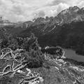 Pohled z Monte Popena