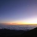 Pohled z vrcholu Pico del Teide