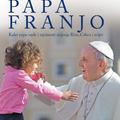 Titulní strana knihy Papa Franjo