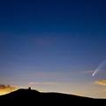 Kometa nad Lysou horou