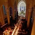 Holy saturday, Liturgy of Light