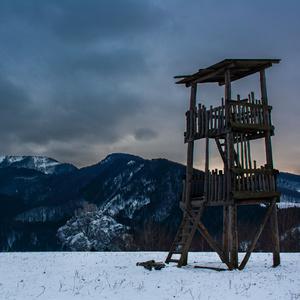 Zimný výhľad