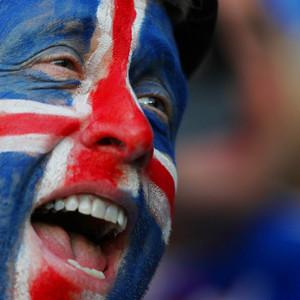 Fanúšik Islandu
