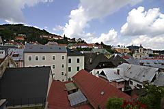 Mesto na kopcoch