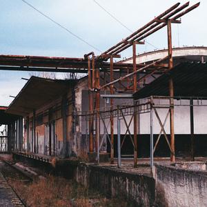 Bývalý areál skladovania nafty