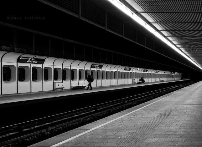 Línie metra
