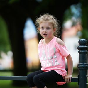 Oddych v parku