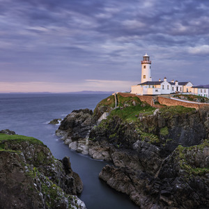 The Late Light of Fanad