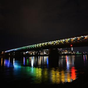 Farebný Dunaj