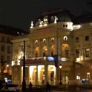 Historická budova SND