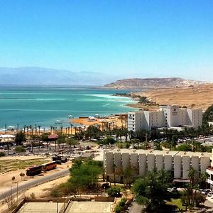 Dead Sea - Ein Bokek