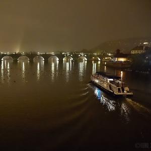 Nočná Vltava