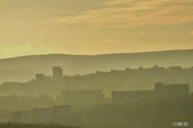 Mestské horizonty