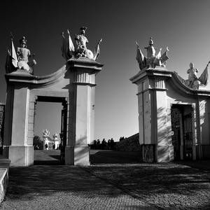 Západná hradná brána