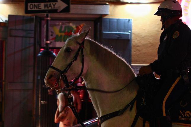 Do jednosmerky - no kôň ...