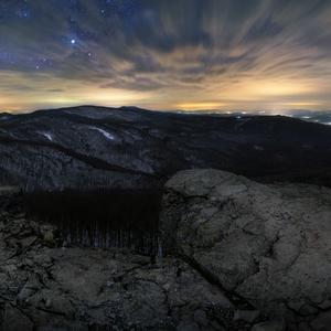 Nočný Sninský kameň