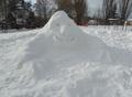 Sněhový mužíček