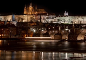 Najkrajšie mesto Praha