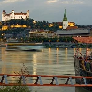 Lode na Dunaji