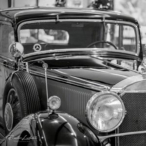 Mercedes-Benz exhibition III