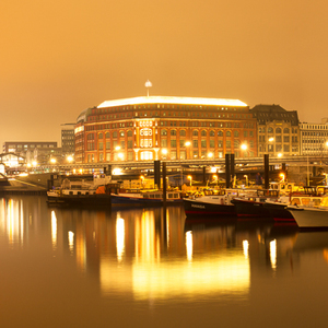Hamburg - pristav