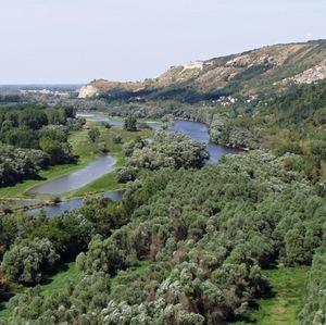 Slovensko, rieka Morava