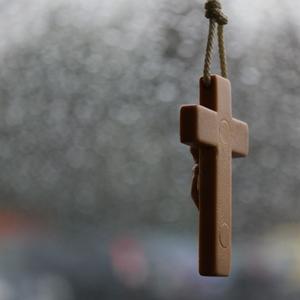 Kríž v aute
