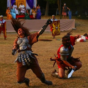 Rímske hry