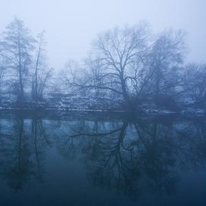 Hmla pri rieke