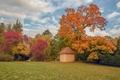 Jesenný park
