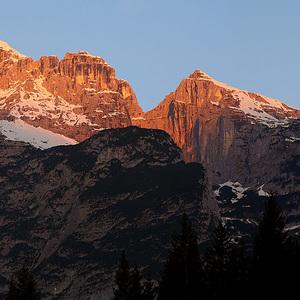 Mt.Faloria II.