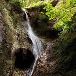 Súľovský vodopád