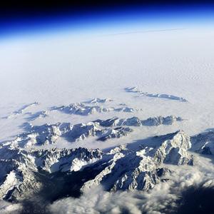 Modrá planéta