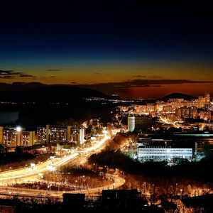 Mesto a stavby
